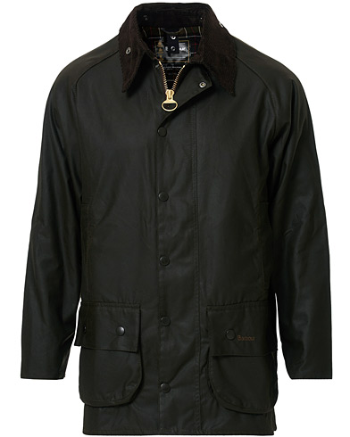 Barbour Lifestyle Classic Beaufort Jacket Olive