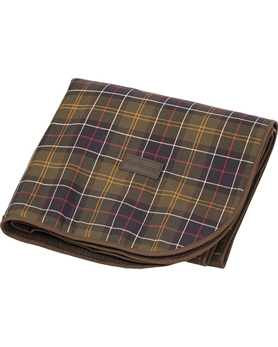 Barbour Heritage Dog Blanket Classic/Brown ryhmässä Asusteet / Lifestyle / Koirille @ Care of Carl (12020310)