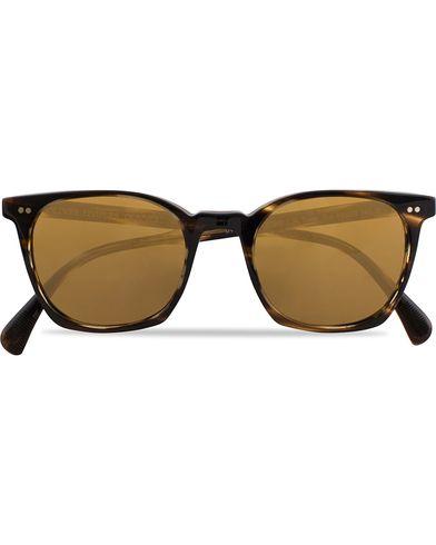 Oliver Peoples L.A Coen Sunglasses Cocobolo Havana