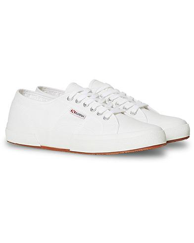 Superga Canvas Sneaker White