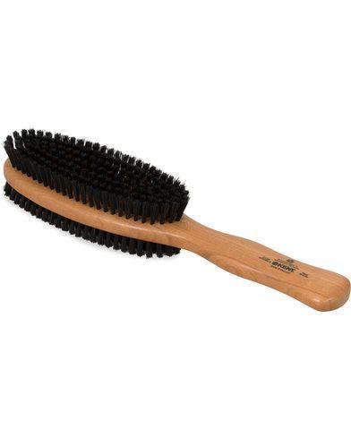 Kent Brushes Cherry Wood Double Sided Clothing Brush