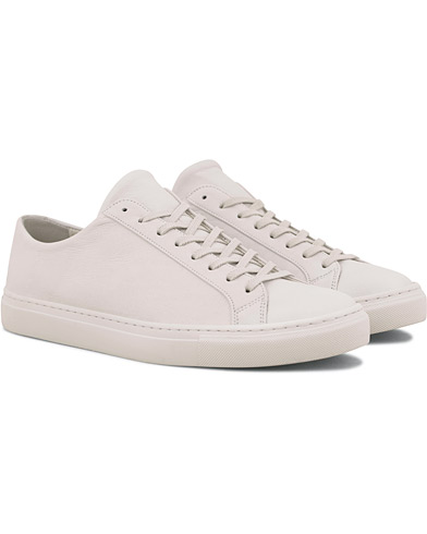 Filippa K Morgan Low Calf Sneaker White ryhmässä Kengät / Tennarit / Matalavartiset tennarit @ Care of Carl (14621511r)