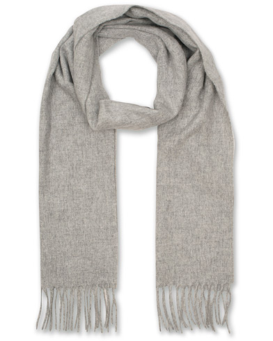 Tiger of Sweden Sullan Wool/Cashmere Scarf Grey  ryhmässä Asusteet / Kaulaliinat @ Care of Carl (15083810)