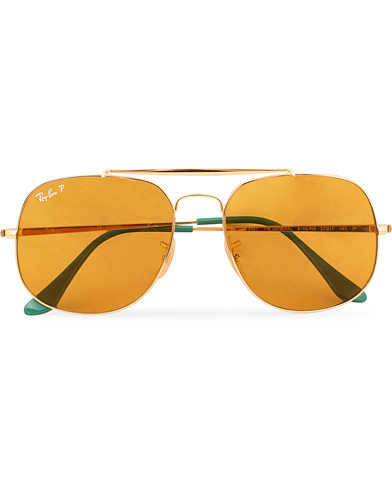 Ray-Ban 0RB3561 Sunglasses Yellow Polar