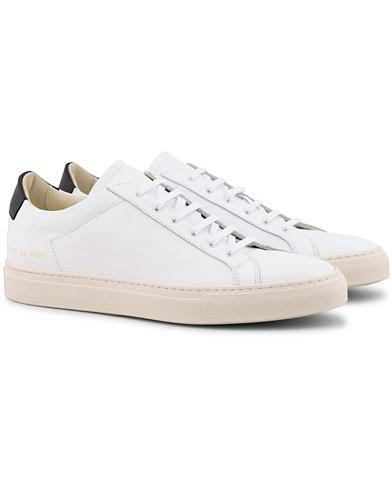 Common Projects Retro Achilles Sneaker White Calf
