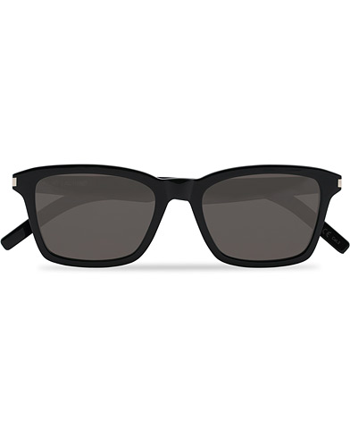 Saint Laurent SL 283 Sunglasses Black/Grey  ryhmässä Asusteet / Aurinkolasit @ Care of Carl (16072610)