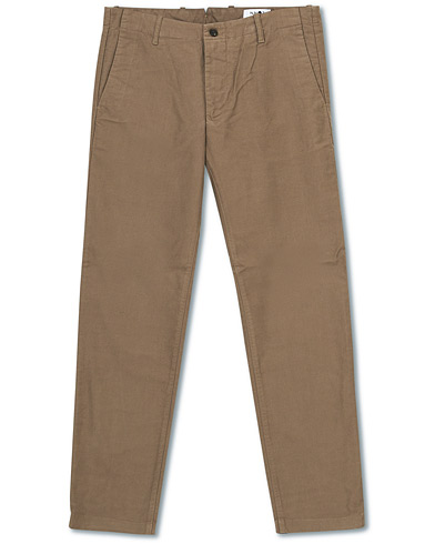 NN07 Steven Regular Fit Stretch Chinos Green Stone ryhmässä Vaatteet / Housut / Chinot @ Care of Carl (16253811r)