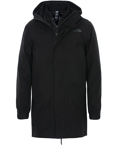 The North Face Premium City Triclimate TNF Black ryhmässä Vaatteet / Takit / Parkatakit @ Care of Carl (16551911r)