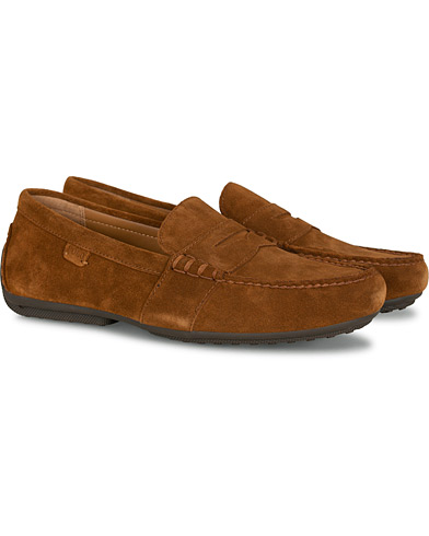 Polo Ralph Lauren Reynold Driving Loafer Snuff Suede