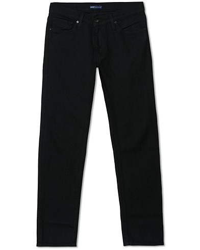 Levi's Made & Crafted 511 Fit Jeans Black Rinse ryhmässä Vaatteet / Farkut @ Care of Carl (16815511r)