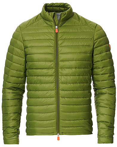Save The Duck Lightweight Padded Jacket Caper Green ryhmässä Vaatteet / Takit / Untuvatakit @ Care of Carl (17062911r)