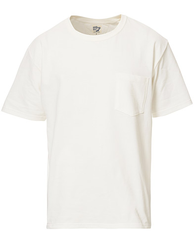 orSlow Military Pocket Tee White
