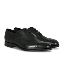 Aldwych Oxford Black Calf
