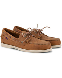 Dockside Boat Shoe Brown