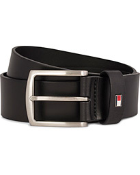 New Denton Belt 4 cm Black