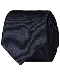 BOSS Silk 6 cm Tie Dark Blue