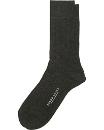 Lhasa Cashmere Socks Antracite Grey
