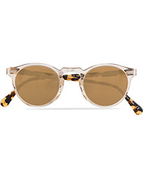 Gregory Peck Sunglasses Honey/Gold Mirror