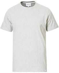 Niels Basic T-shirt Grey Melange