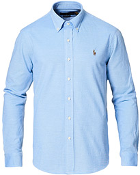 Knit Oxford Shirt Harbour Island