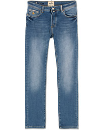 Triumph Slim Fit Stretch Jeans Mid Blue
