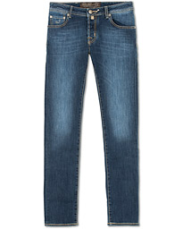 Jacob Cohën 622 Slim Jeans Mid  Blue
