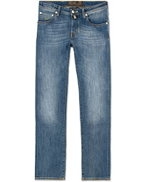 Jacob Cohën 622 Slim Jeans Light Blue