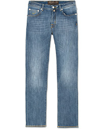 Jacob Cohen 688 Slim Jeans Light Blue