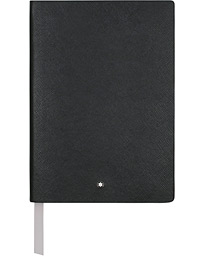 Montblanc 146 Fine Stationery Blank Notebook Black