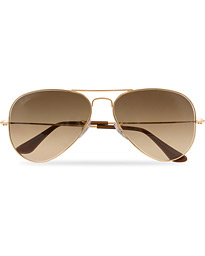 Ray-Ban 0RB3025 Sunglasses Gold