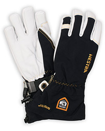Hestra Army Leather GORE-TEX® Glove Black/White