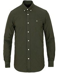 Oxford Solid Shirt Olive