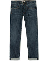 C.O.F. Studio M3 Regular Tapered Fit Selvedge Jeans 3 Months Blue