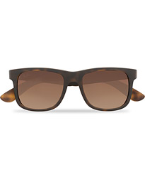 0RB4165 Sunglasses Brown Gradient