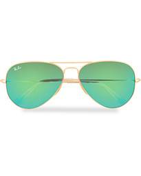 Ray-Ban 0RB3025 Sunglasses Multi Mirror Green