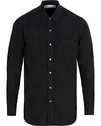 Our Legacy Classic Silk Shirt Black