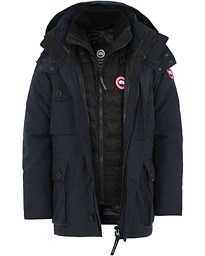 Canada Goose Drummond 3 in 1 Parka Admiral Blue