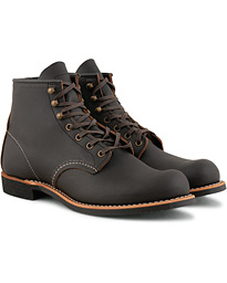 Blacksmith Boot Black Prairie Leather