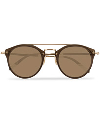 Remick Sunglasses Grey/Taupe Mirror