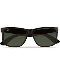 0RB4165 Justin Sunglasses Black
