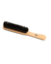 Kent Brushes Small Cherry Wood Clothing Brush