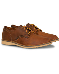 Weekender Oxford Maple Muleskinner Leather