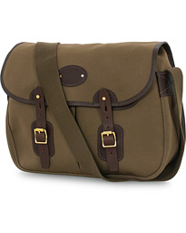 Chapman Bags Troutbeck 16 Canvas Shoulder Bag Deep Olive