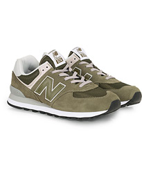 New Balance 574 Sneaker Olive