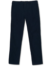 NN07 Steven Regular Fit Stretch Chinos Light Navy