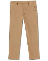 Theo Regular Fit Stretch Chinos Green Stone