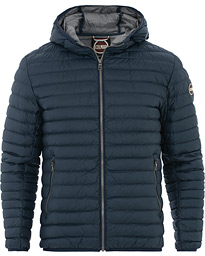 Colmar Floid Lightweight Down Hooded Jacket Navy