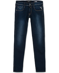 Replay Anbass Powerstretch Jeans Dark Blue