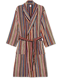 Paul Smith New Multistripe Robe Multi