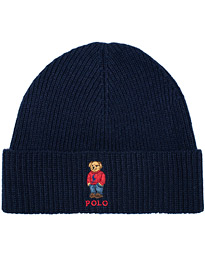 Polo Ralph Lauren Bear Beanie Hunter Navy